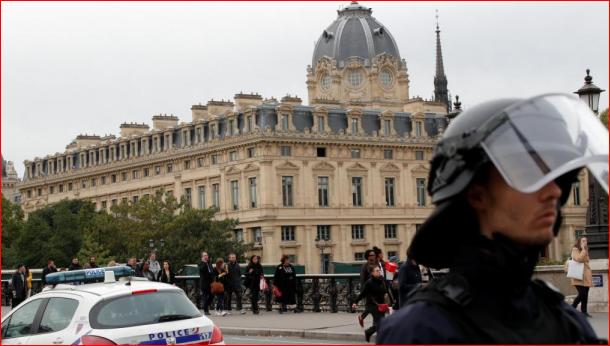 巴黎警署血案  警方发布凶手信息