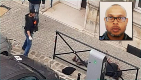 巴黎警局血案调查新发现 U盘里存有…