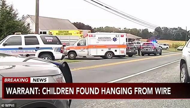 美国一母亲回家,发现8岁儿子和4岁女儿双双吊死在家中地下室