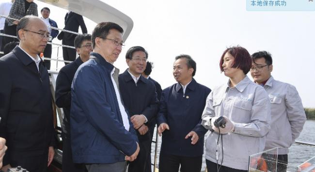 雄安建设被疑缓慢 韩正携习近平指示现场督战