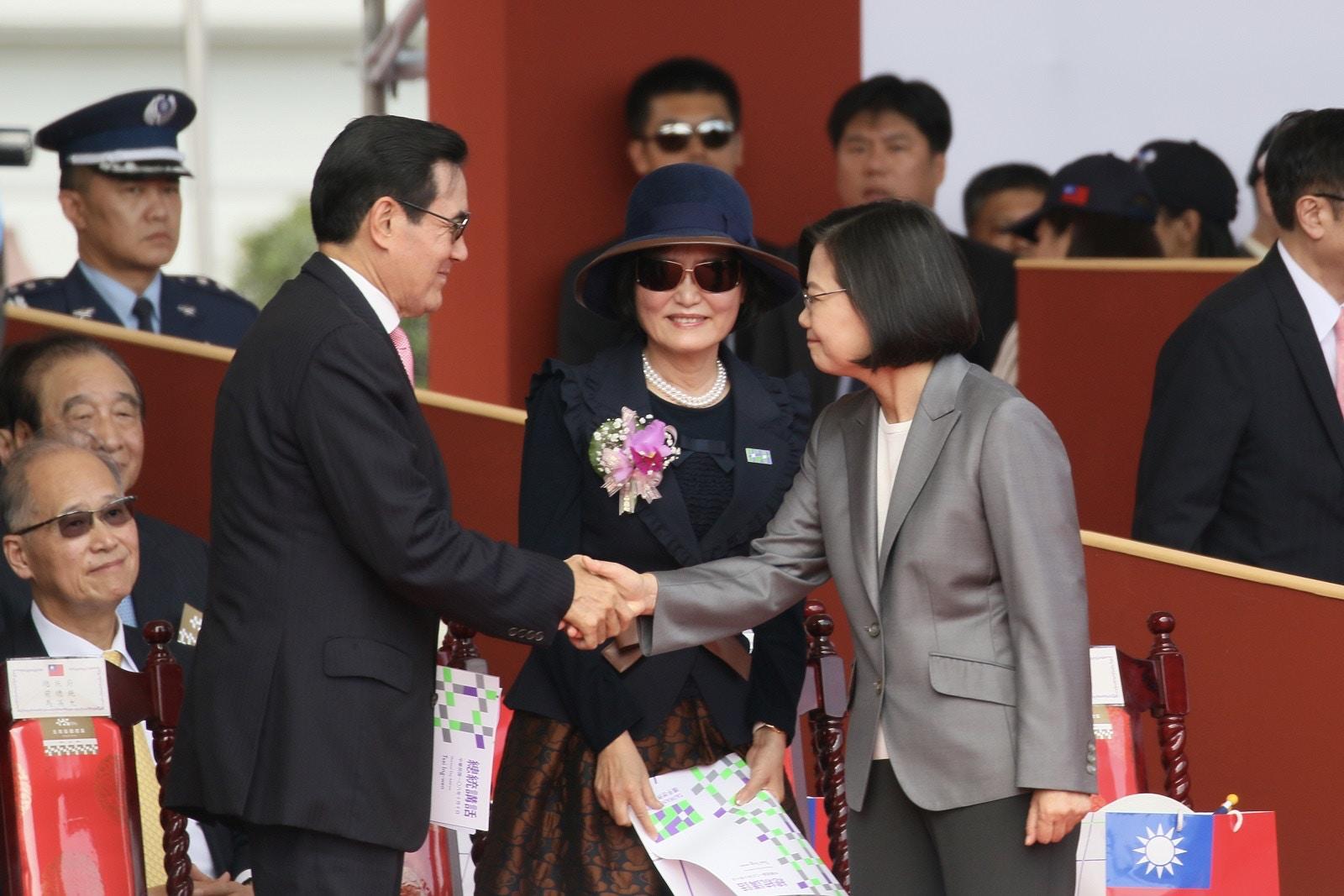 谁才是台湾统独问题的始作俑者