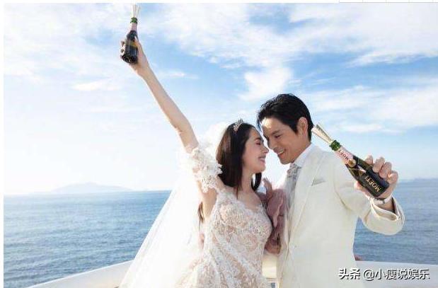 向佐婚后表示:与郭碧婷不是理想的爱情