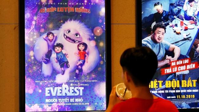 中美合拍《雪人奇缘》为何招致亚洲多国不满