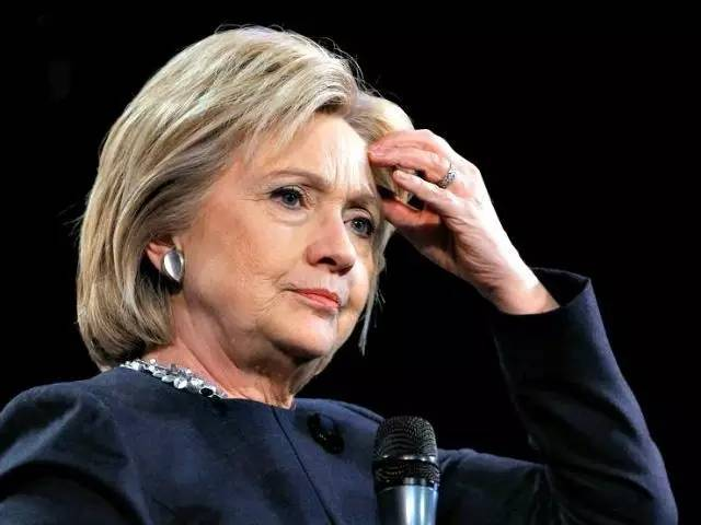希拉里电邮门调查结果出炉:38名美国官员涉违规