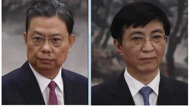 赵乐际恐自身难保 王沪宁乘机夺权