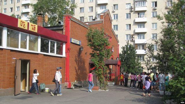 俄罗斯排外情绪抬头 中国人再次成不满情绪对象
