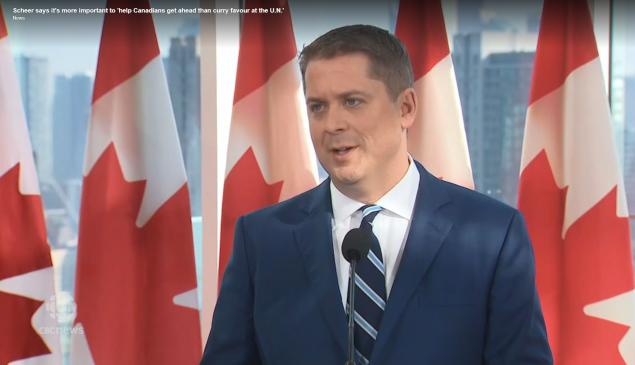 加拿大大选为啥几乎没人关注外交问题
