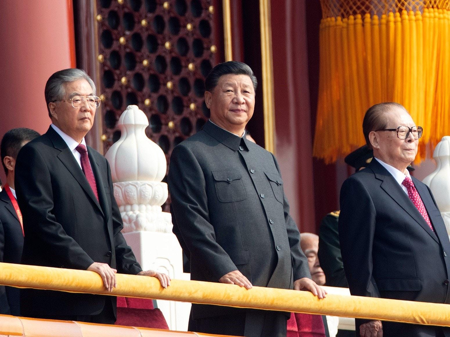 """为什么中国""""怀念胡锦涛""""的声音越来越多?"""