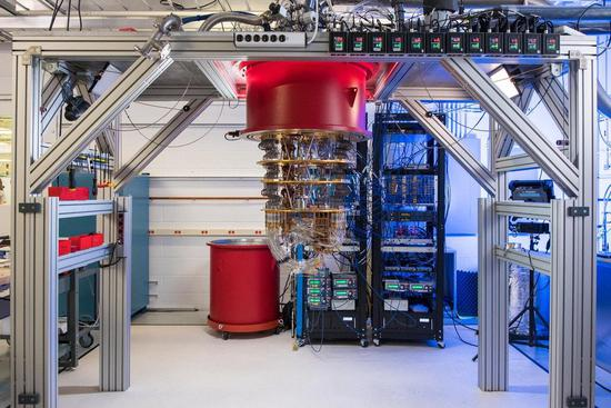 谷歌称实现量子霸权 算一问题200秒