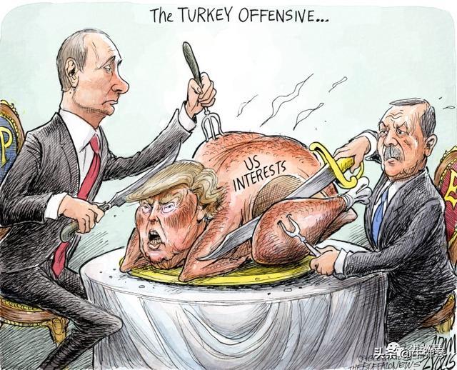 这场战争,土耳其彻底赌赢了