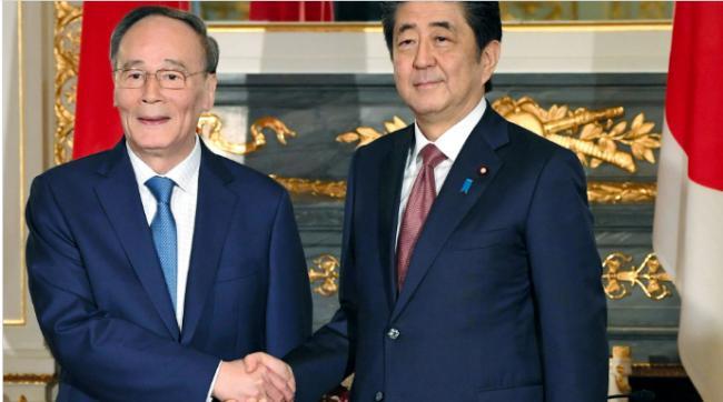 日本大学教授在华被捕 安倍和王岐山说…