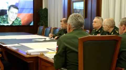 库尔德武装指挥官:感谢俄罗斯 人民安全了