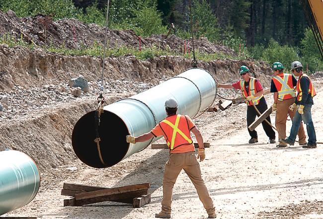 横山油管公司宣称 项目已创2,200职位