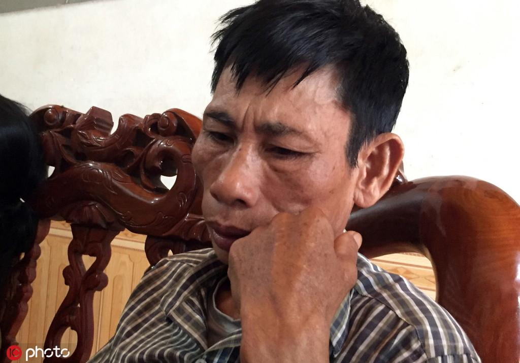"""失联越南人超35人 有匿名电话向家属""""求宽恕"""""""