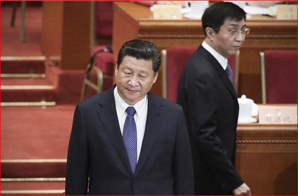 """红朝末路 王沪宁借区块链大玩""""锁心""""妖术"""