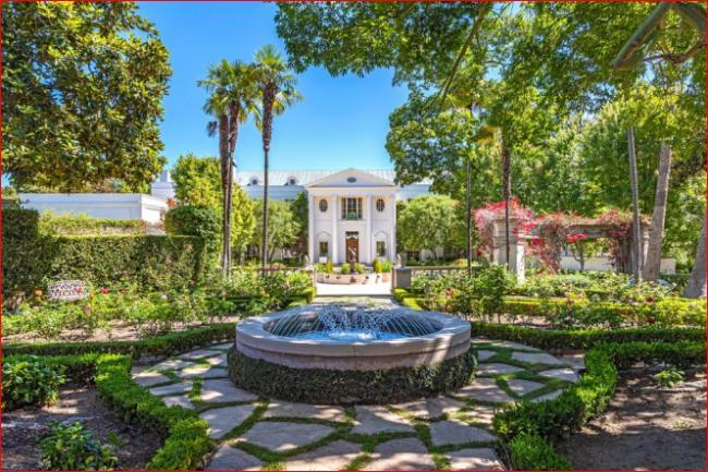 加州2.25亿庄园上市成美史上最贵在售物业