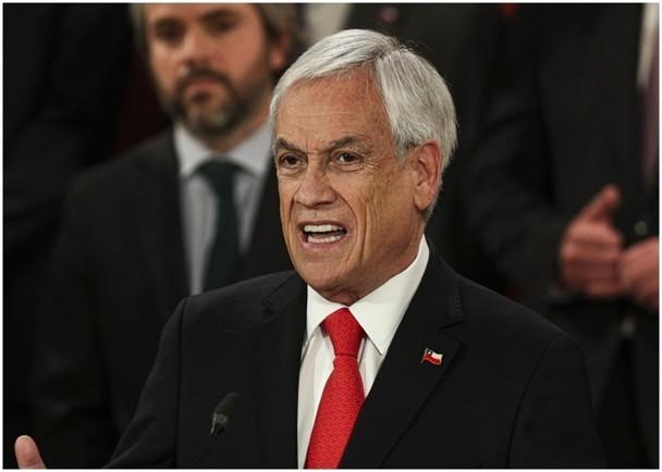 突发:智利取消下月举行的APEC峰会