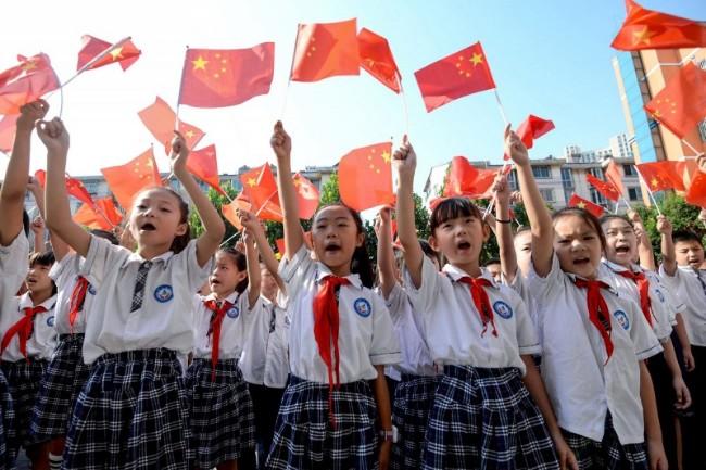 中国全面清查中小学图书馆书籍 思想教育从小抓起