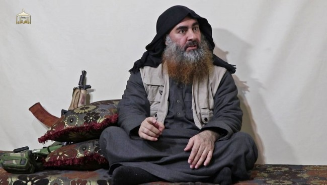 巴格达迪已死 他可能是ISIS近期要公布的新领袖