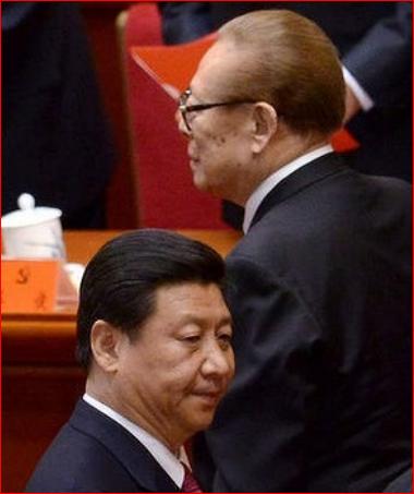 习近平急赴上海变相宣示接班人 要动江家