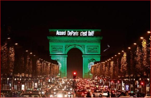 白宫通知联合国 正式启动退出巴黎协议