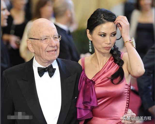 邓文迪离婚六年后再分前夫268亿财产