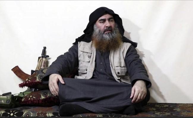 土耳其总统:ISIS巴格达迪的妻子也被抓
