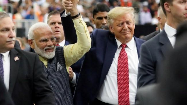 印度拒绝加入RCEP背后:美国不急他们也不急