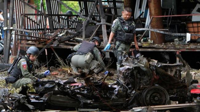 泰国发生自有分离主义来 最惨烈攻击 至少15死