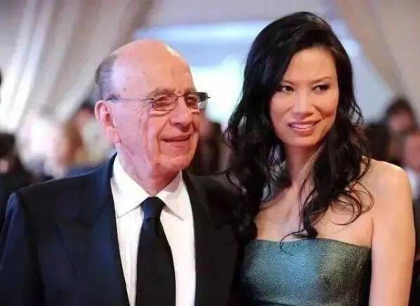 人生赢家 邓文迪再分前夫默多克260亿财产