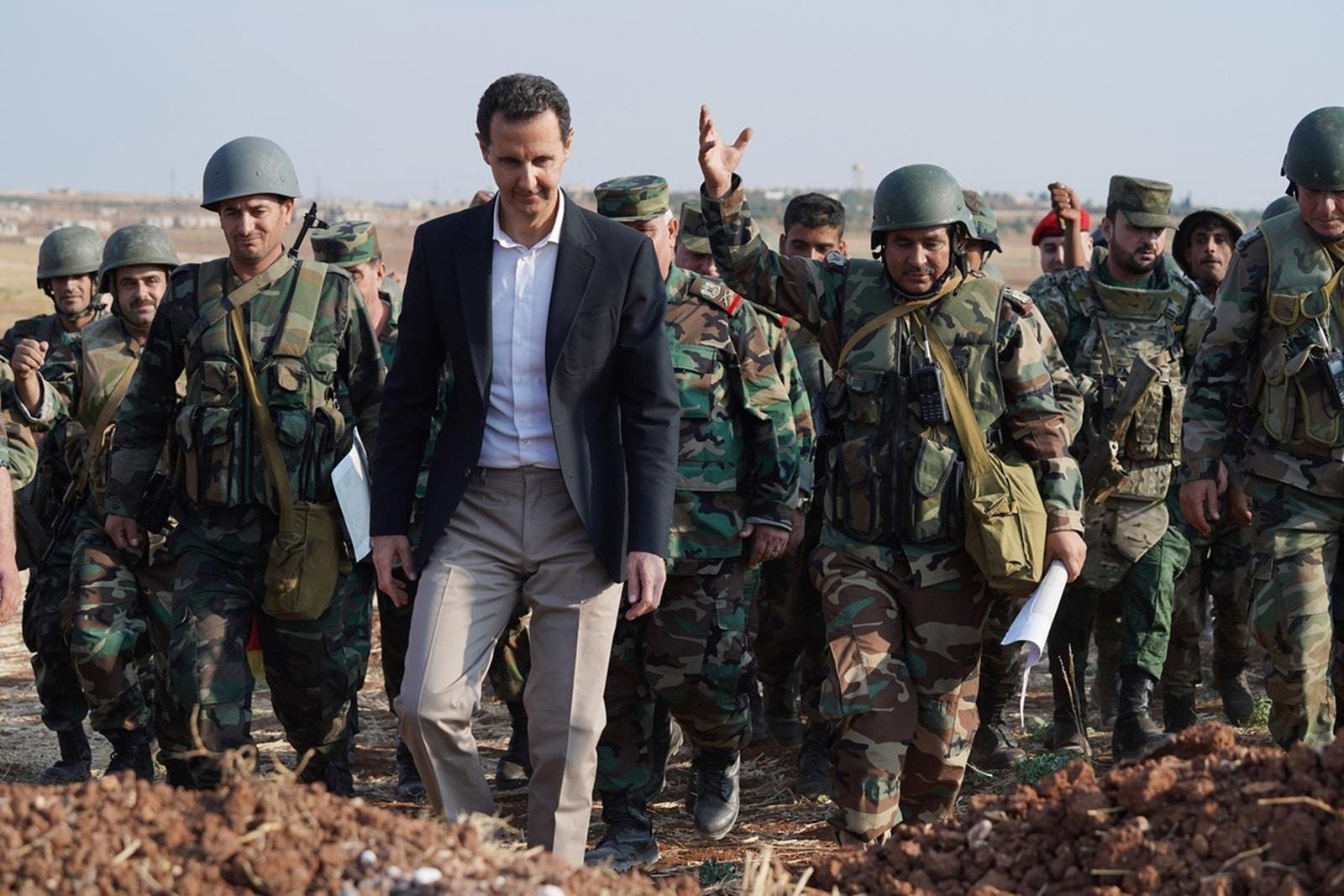 统一阿拉伯的大国梦破碎后 叙利亚连自保都难