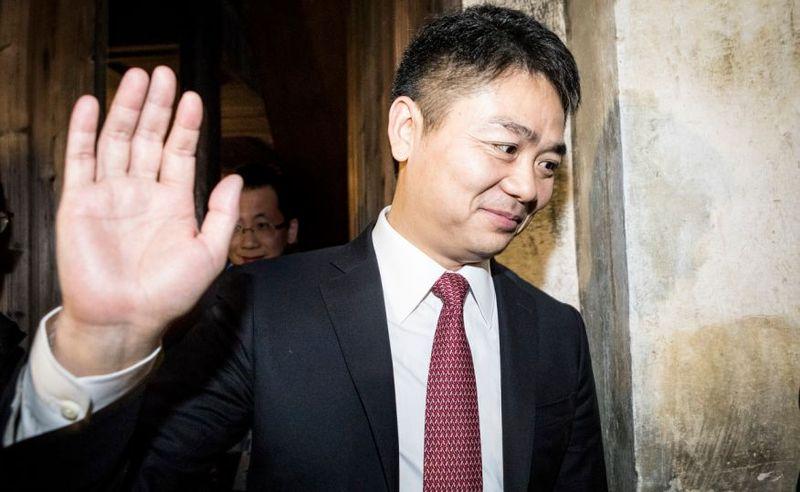 刘强东请辞全国政协委员后 股价上涨身价近500亿