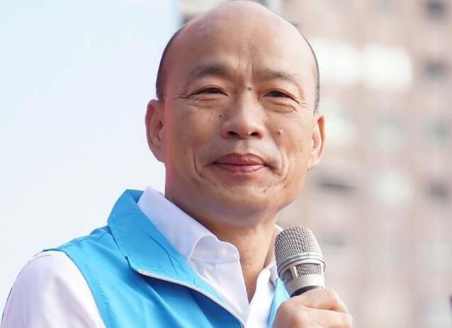 韩国瑜副手是谁?网民大都猜是这个人