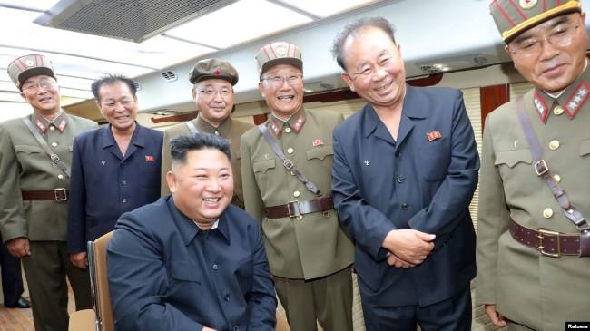 韩国:美国正积极说服朝鲜 重回谈判桌