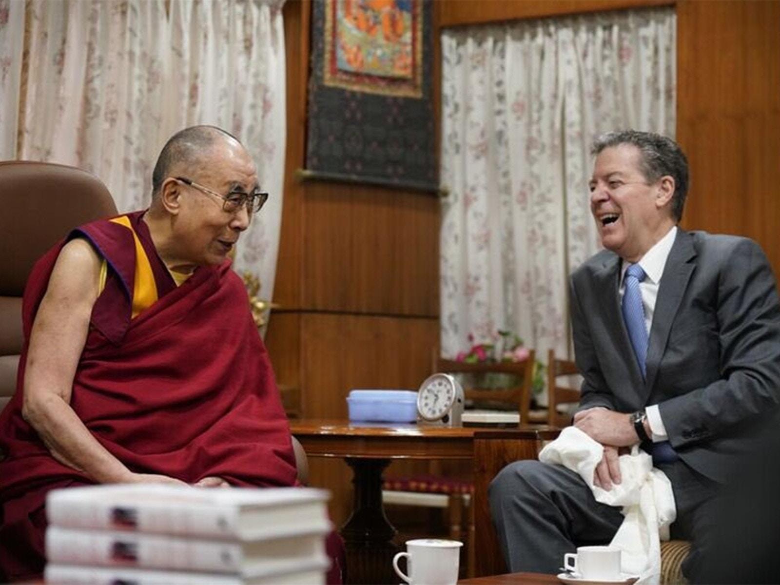 美呼吁联合国处理达赖喇嘛转世问题 北京回应