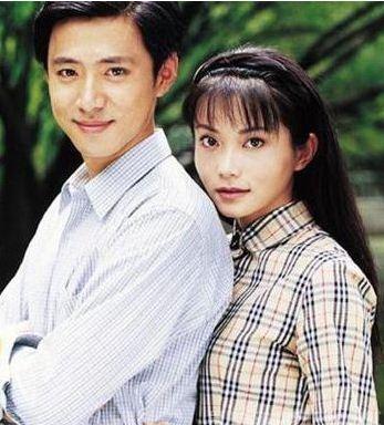 她是黄晓明的初恋女友 如今已经去世10年