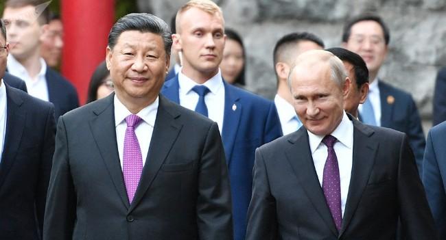 普京:俄中关系牢固稳定且不受外界影响