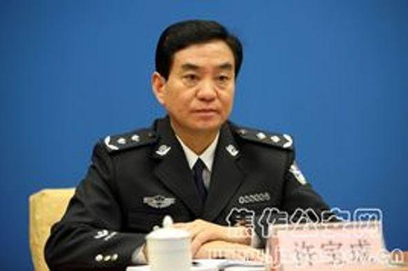 中国警界持续震荡 河南虎手下两名高官相继投案