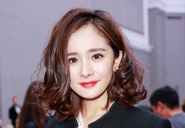 女星短发造型 杨幂刘诗诗赵丽颖谁的发型最潮
