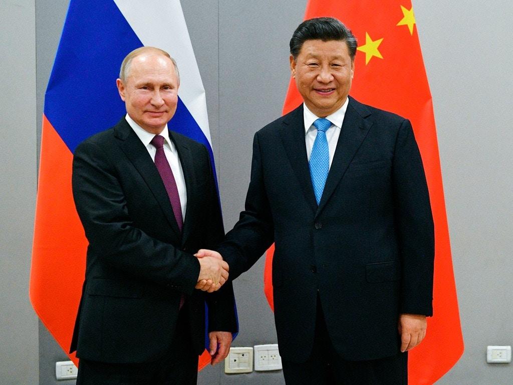 习近平会晤普京 俄罗斯将减持美元加码人民币