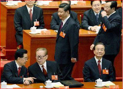 14大以来中共政治局领导的年龄构成分析