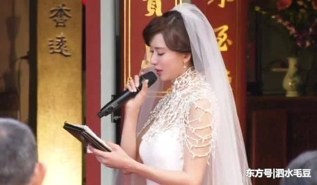 看了婚礼细节 终于明白林志玲选择黑泽良平的原因