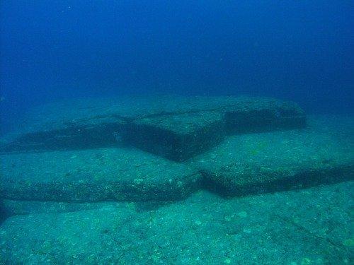 与那国岛海底遗迹。