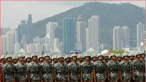 德国防军:通过培训向中国士兵传达民主价值