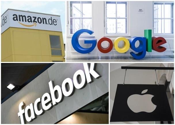 反垄断调查 4大科技巨企回应国会提问
