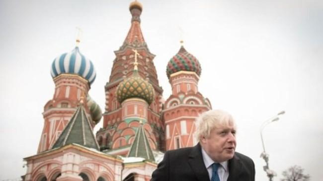 """川普""""通俄门""""仍有续集 曝英国首相约翰逊被卷入"""