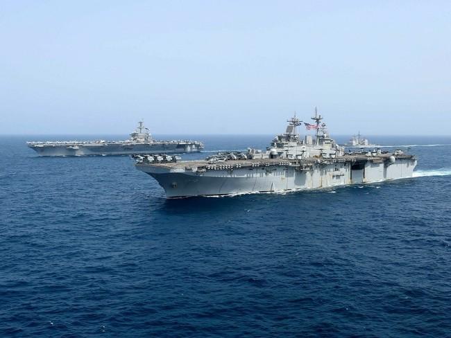 美国要和越南合作对抗中国 北京存在政策失误