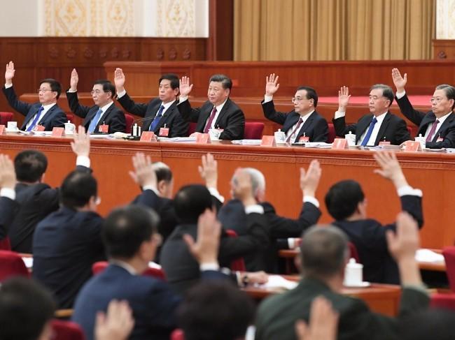 中共政治局五大高官密集发文传达四中指示