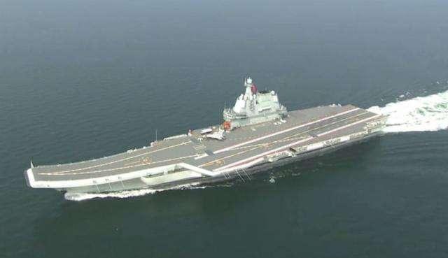 双航母离中国越来越近 未来将常态化部署南海