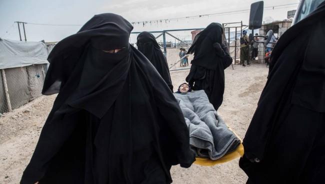 伊斯兰国女成员自曝负责酷刑凌虐妇女